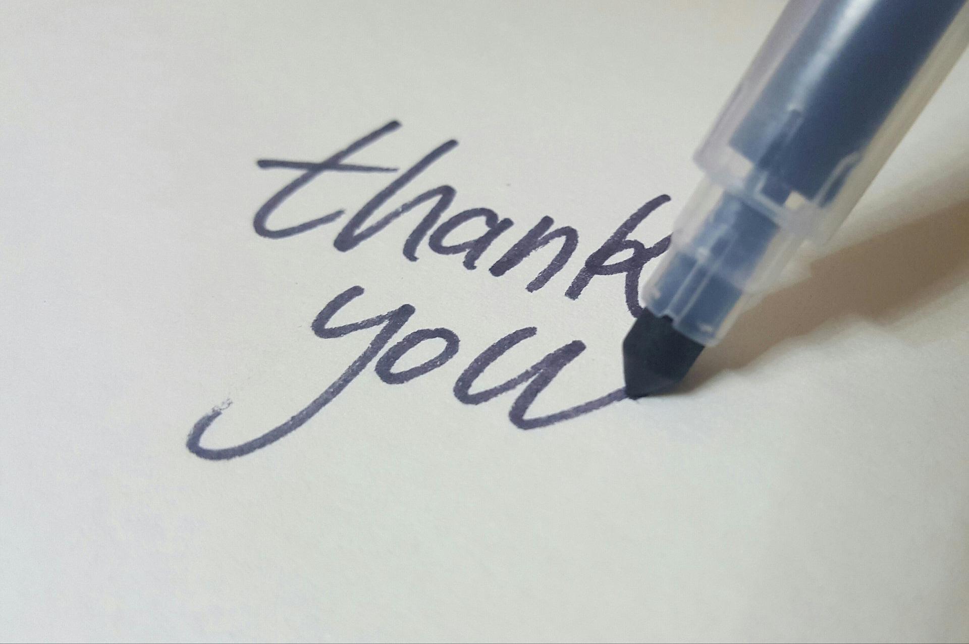 Un grazie a tutti voi! – Villa Rizzi