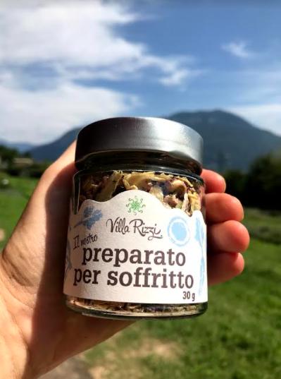 Il Preparato per soffritto – Villa Rizzi